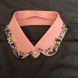 Jewelry - Jewelled collar necklace
